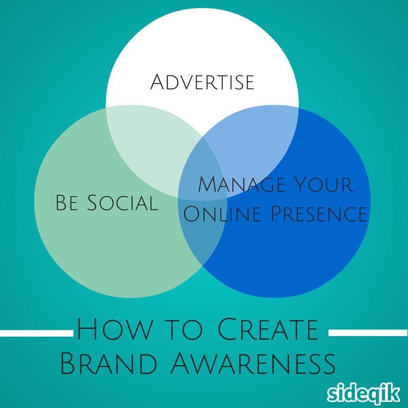 Main Picture Create Brand Awareness