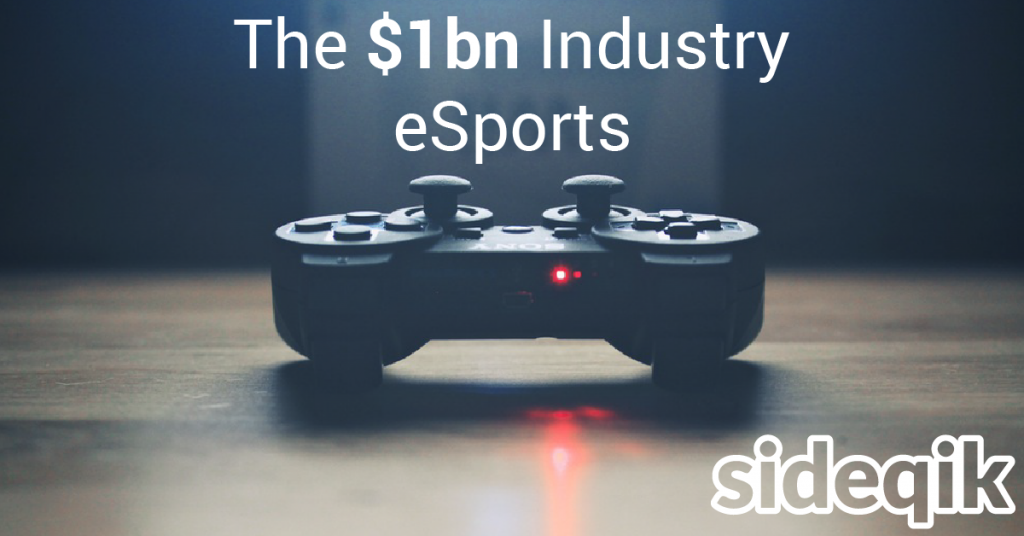 esports industry
