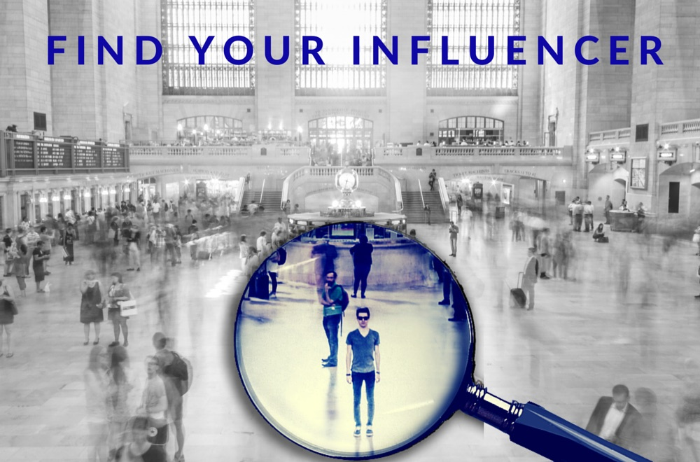 Find Your Influencer