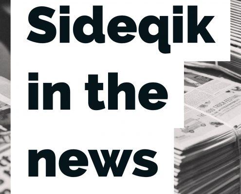 Sideqik in the news