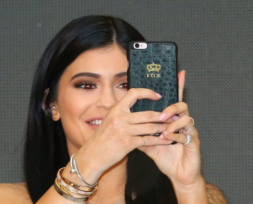 Kylie Jenner Snapchat